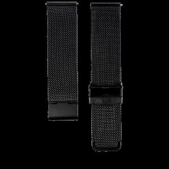 WEchselband in 22mm von MNMA in schwarz
